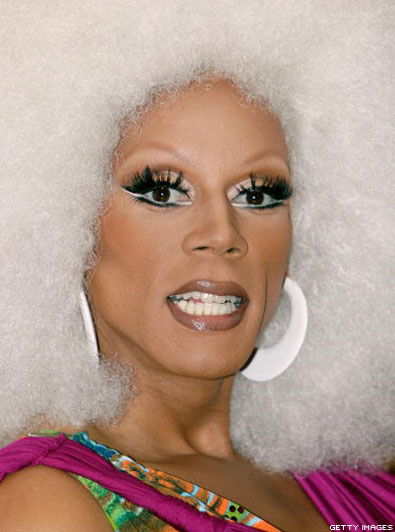Five Questions for RuPaul