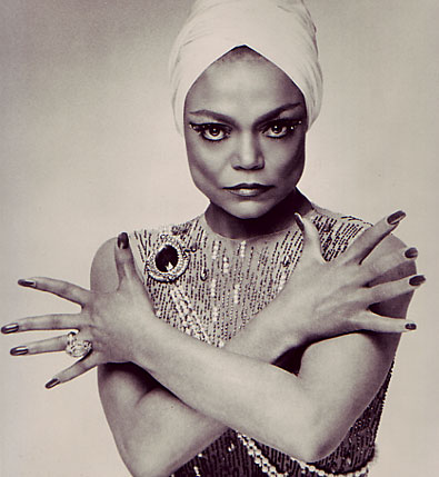 My Lunch With Eartha Kitt