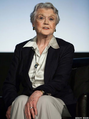 Catching Up With Angela Lansbury