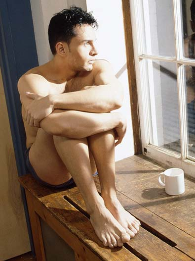 Gay barefoot male blog