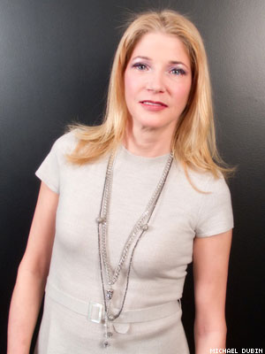 Catching Up With Candace Bushnell