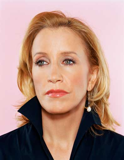 Felicity Huffman�s Big Change