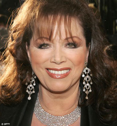Five Questions (and then Some) For Jackie Collins