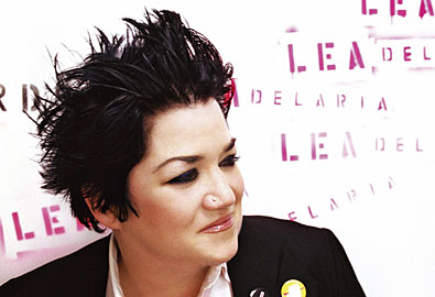 Lea DeLaria is Out to Laugh