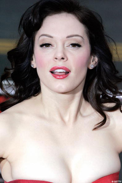 Rose McGowan On�