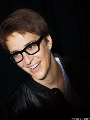 Out 100: Rachel Maddow
