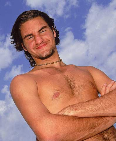 Hot guys of Wimbledon: Roger Federer