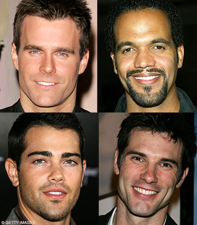 The Top Five Soap Hunks