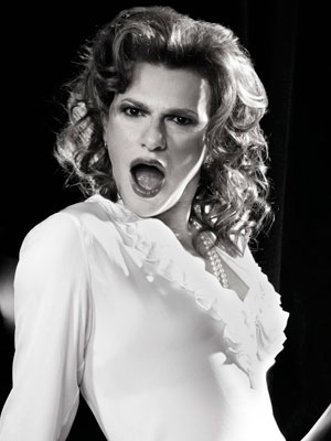 Catching Up With Sandra Bernhard