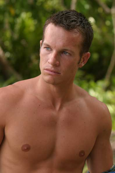 Survivor contestant Jeff Wilson