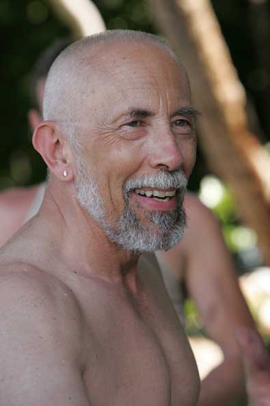 Survivor contestant Willard Smith