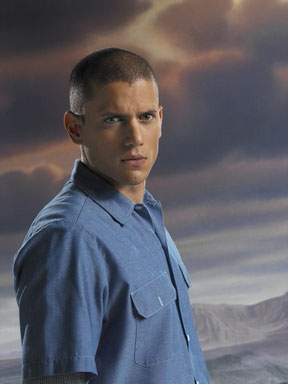 Hot Guys of the Fall TV Season - Wentworth Miller