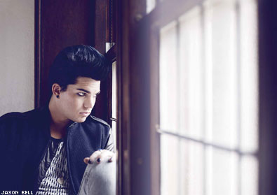 Adam Lambert: The Out Interview