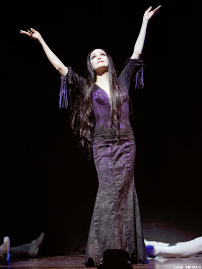 Catching Up with Bebe Neuwirth