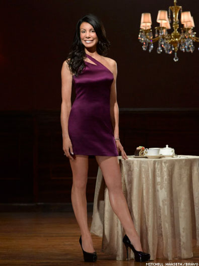 Catching Up With Danielle Staub