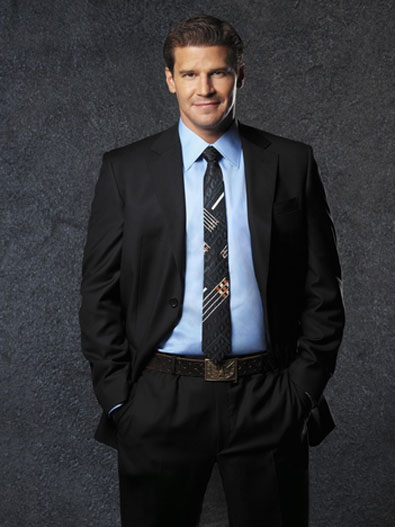 Hot Guys of the Fall TV Season - David Boreanaz