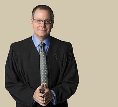Five Questions (and Then Some) for Judge David Young
