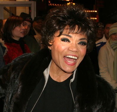 Eartha Kitt: Ain�t No Stopping Her Now