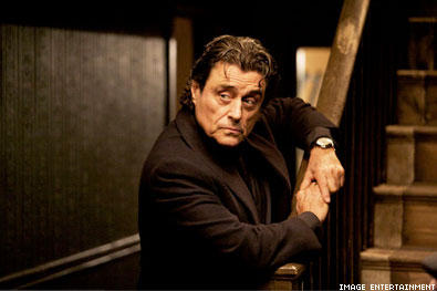 Catching Up with Ian McShane