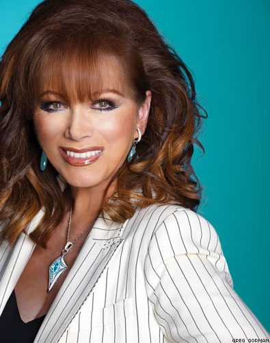 Catching Up with Jackie Collins