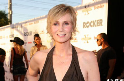 Five Questions For Jane Lynch