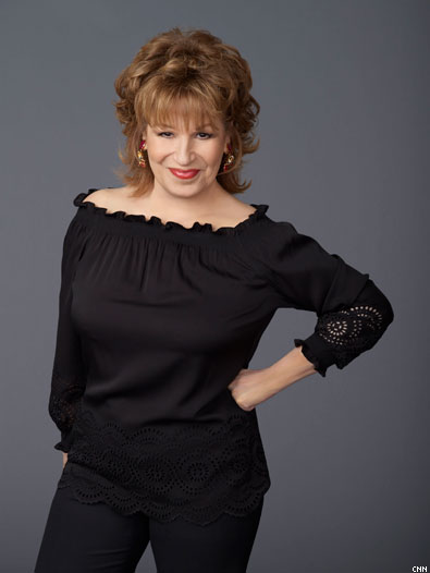 Catching Up with Joy Behar