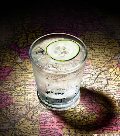Mapquest: Gin