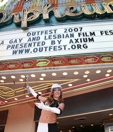 Outfest Turns Silver