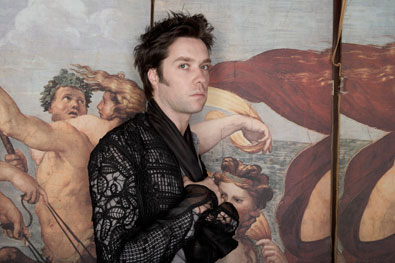 Rufus Wainwright on Tour