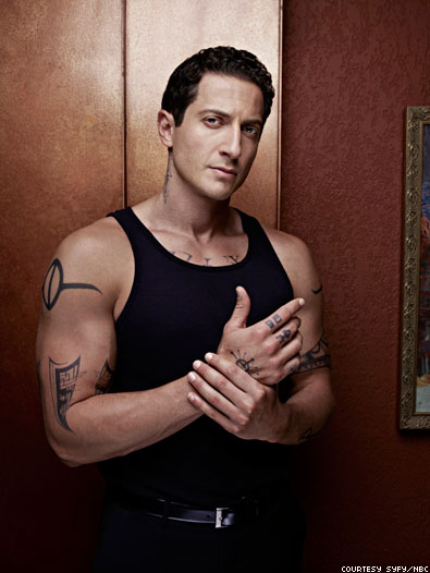 Need To Know: Sasha Roiz