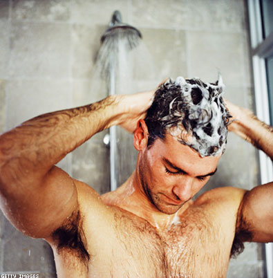 Five of the Best... Shampoos
