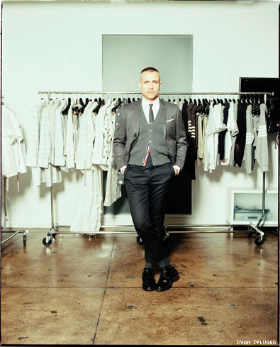 America Runs on Thom Browne