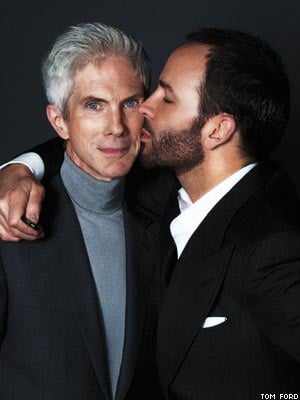 Tom Ford and Richard Buckley Forever | Out Magazine Alexander John Buckley Ford