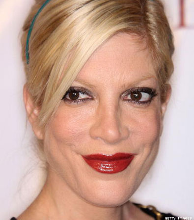 Catching Up With Tori Spelling