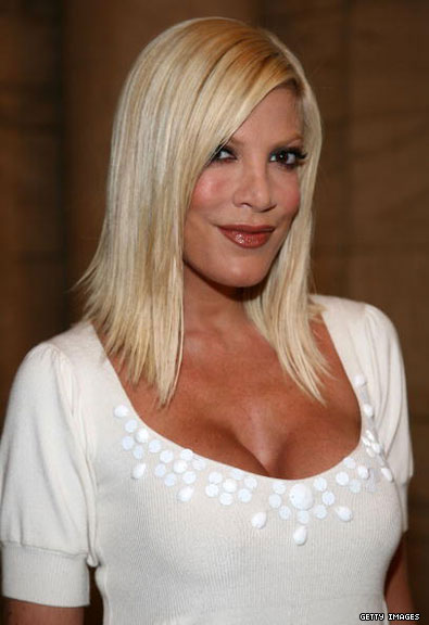 Can I Be Blunt? Tori Spelling