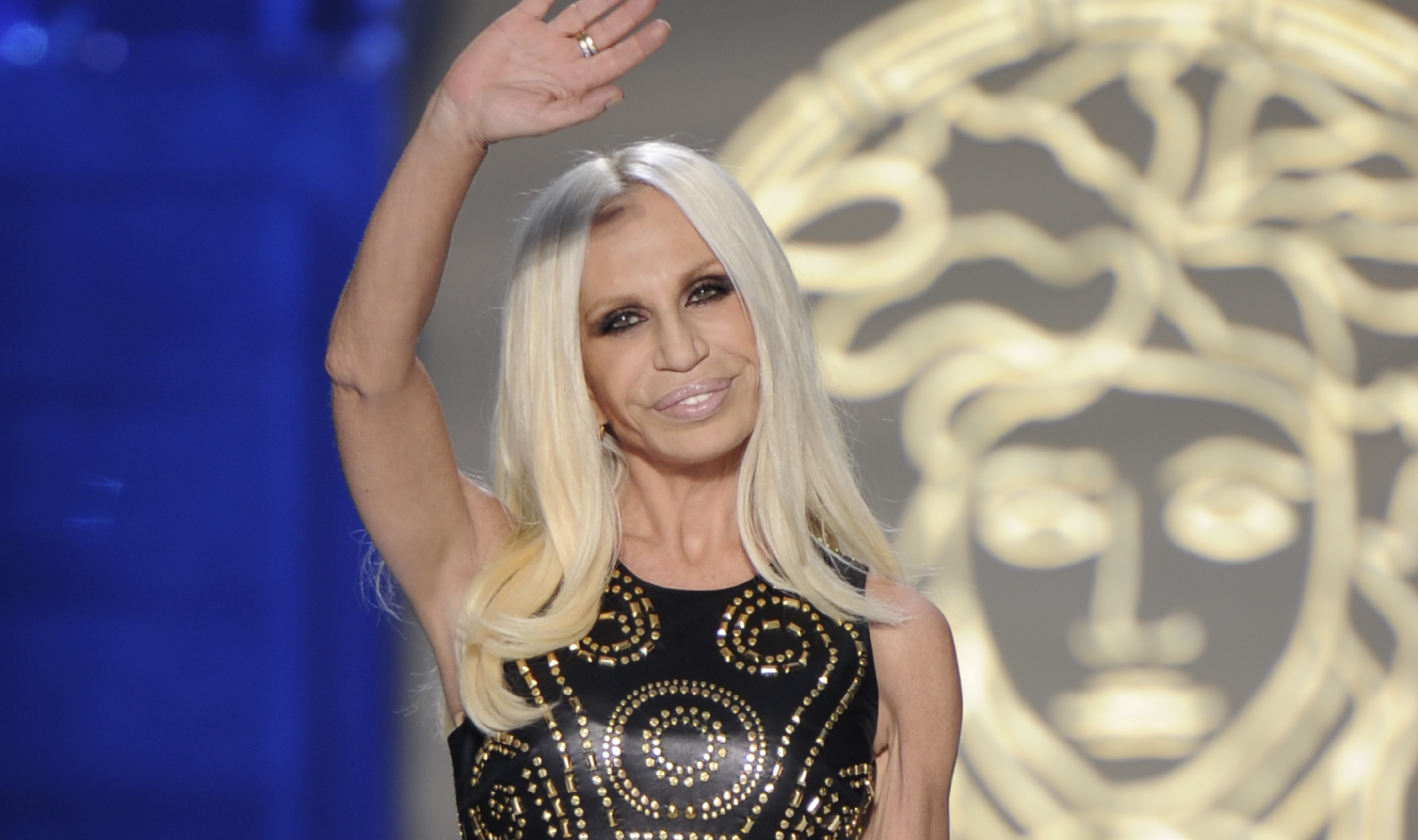 10 Reasons Why We Love Donatella Versace