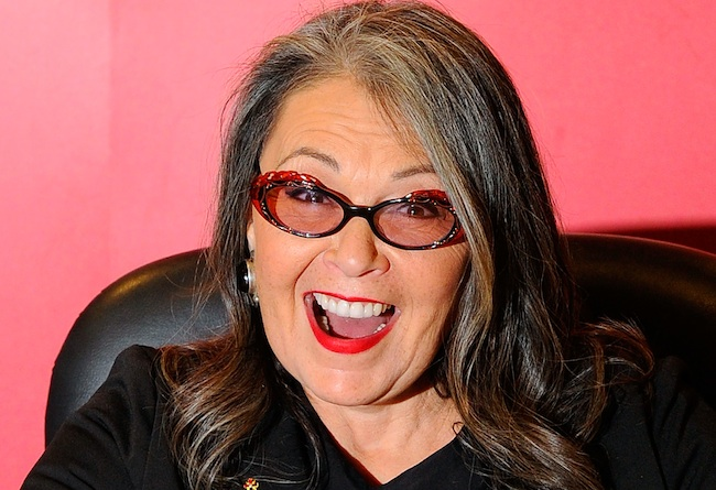 Can I Be Blunt? Roseanne Barr