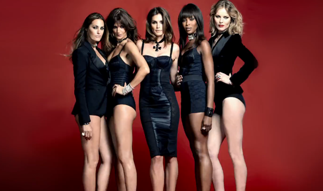 "Supermodels Star in Duran Duran's Music Video, ""Girl Panic!"": VIDEO"