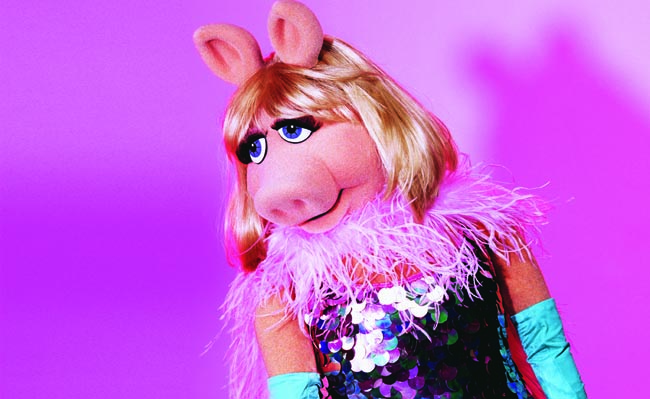 Can I  Be Blunt? Miss Piggy