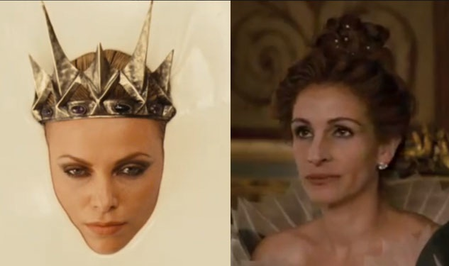 Trailer Trash: 'Mirror Mirror' vs. 'Snow White and the Huntsman'