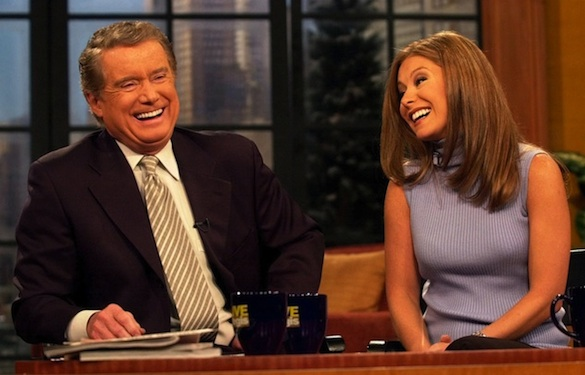Regis Philbin Serenaded By Cast of 'Rent' On His Final Show