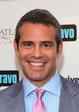 Andy Cohen Spreads Out at Bravo