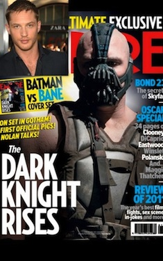 Tom Hardy: The Fighting in 'Dark Knight Rises' Will Be 'Nasty'