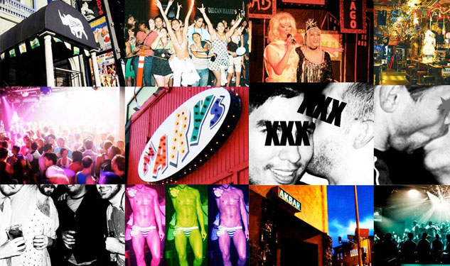 Choosing the Greatest Gay Bars in the World