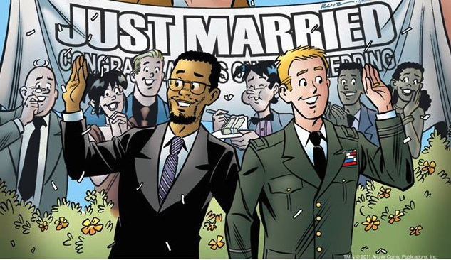 Archie Gay Wedding Cover Revealed