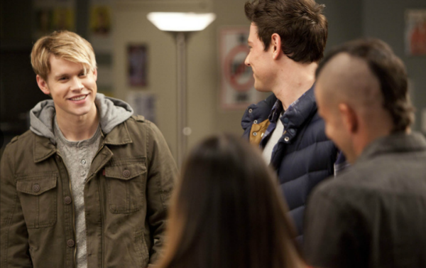 Glee Recap: Putting The Sex In Sectionals
