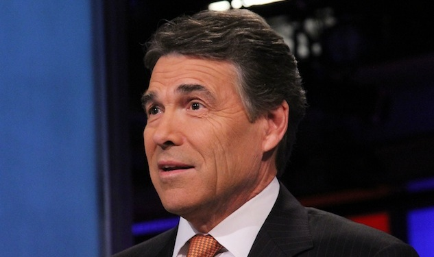 Rick Perry Manages to Offend Gays AND Non-Christians in Record Time
