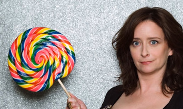Can I Be Blunt? Rachel Dratch