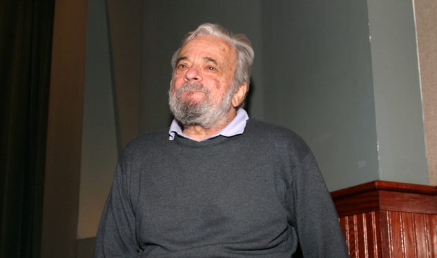 Stephen Sondheim Chats with Students at Queens College