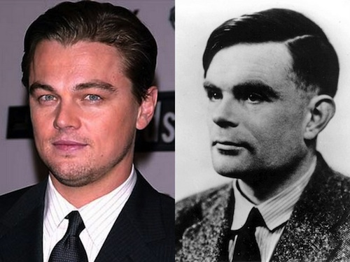 DiCaprio Alan Turing Movie Tops 2011 Black List